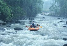 Rainbow Rafting IG